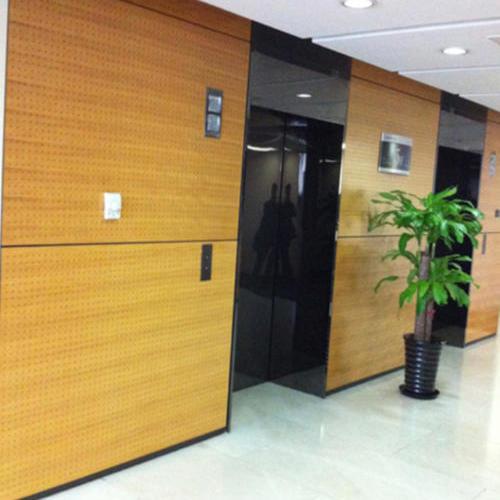 木质吸音板工程案例