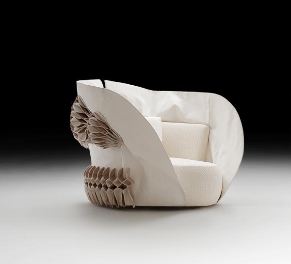 家具設計感帶動辦公室裝飾