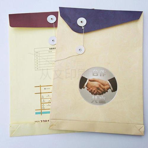异性档案袋
