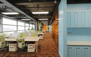 办公室装修若何省工期?
