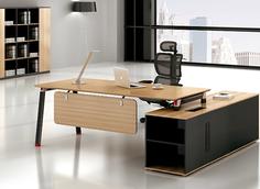 板式主管桌RY-B004