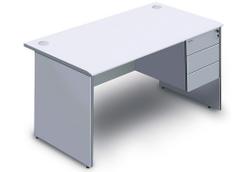 板式办公桌RY-B106