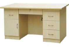 板式办公桌RY-B101