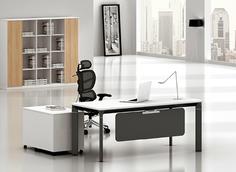 板式主管桌RY-B006