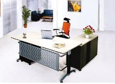 板式主管桌RY-B008