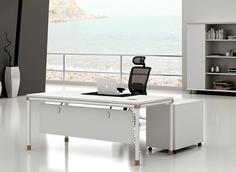 板式主管桌RY-B005