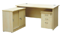 板式办公桌RY-B103