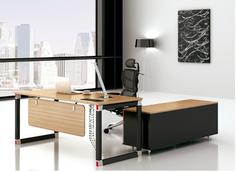 板式主管桌RY-B010