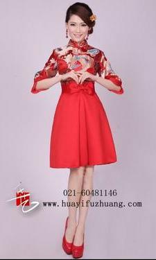 短旗袍035