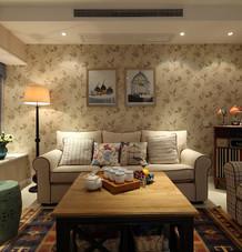 温馨风格-客厅