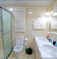 田园风格-洗手间