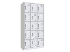 钢制十五门更衣柜RY-GYG0009