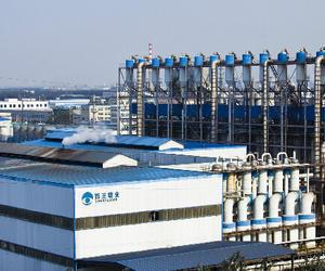 山東西王藥業生化配電站-五萬噸果糖MVR蒸發器項目