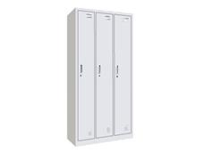 钢制三门更衣柜RY-GYG0002