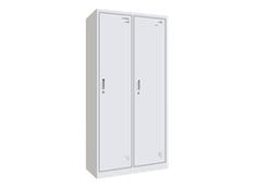 钢制二门更衣柜RY-GYG0001