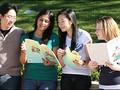 2013大学生赴美游学实习项目圆满结束