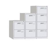钢制文件柜RY-WJG031