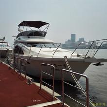 上海租游艇-美國Ocean Alexander 48英尺游艇