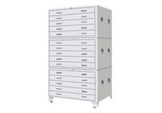 钢制文件柜RY-WJG032
