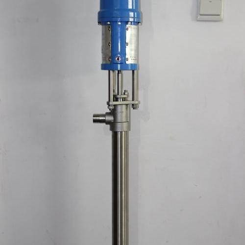 DX氣動柱塞泵