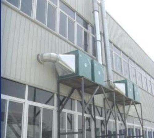 印刷厂:油雾异味净化设备