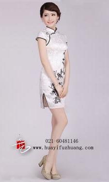 短旗袍027