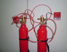 火探管式自动灭火装置