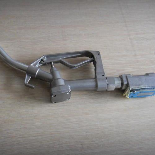 甲醇专用计量加油枪