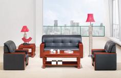 办公沙发RY-SF004