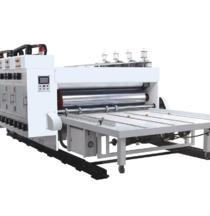 纸板全自动水性印刷开槽机