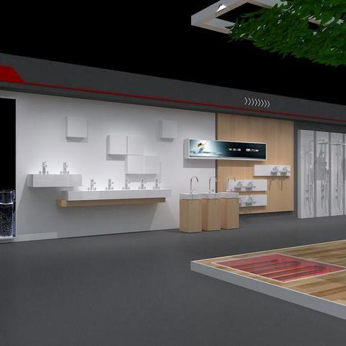 高端展厅设计