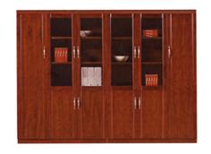 油漆书柜RY-SG005