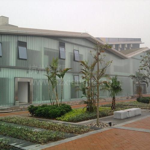 佛山体育馆(U玻2500平)