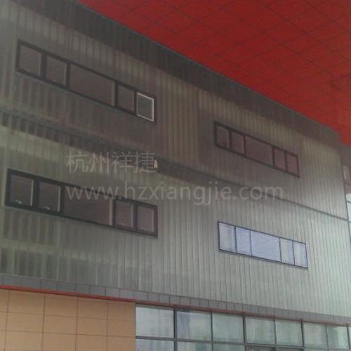 青岛崂山市民中心(U玻3000平)