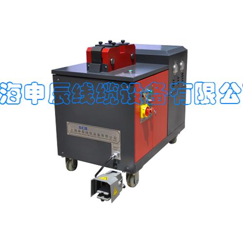 AC705-BS铝合金扁带专用液动型冷焊机