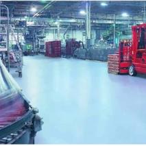 工业用石英砂片材地板