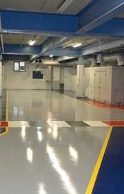 西卡耐磨地坪 防潮湿型水性环氧地坪