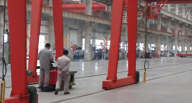 河南开封-大型工厂现场