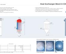 粉體冷卻器外形尺寸圖