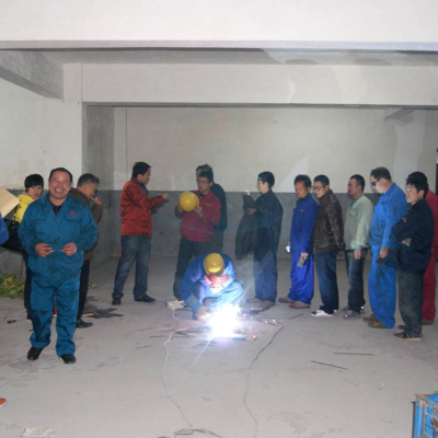 建委电焊操作证培训