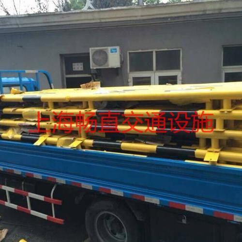 金属挡车杆 上海停车位挡杆 钢管挡车器 车位倒车杆 车轮挡杆 车轮定位器