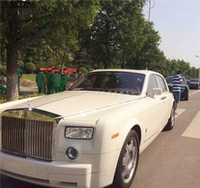 婚庆租车-Rolls-Royce Phantom 白色