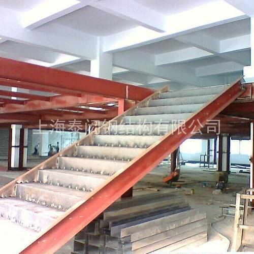 室内钢结构平台楼阁
