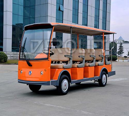 十四座旅游观光车