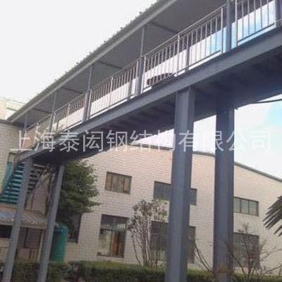 钢结构天桥