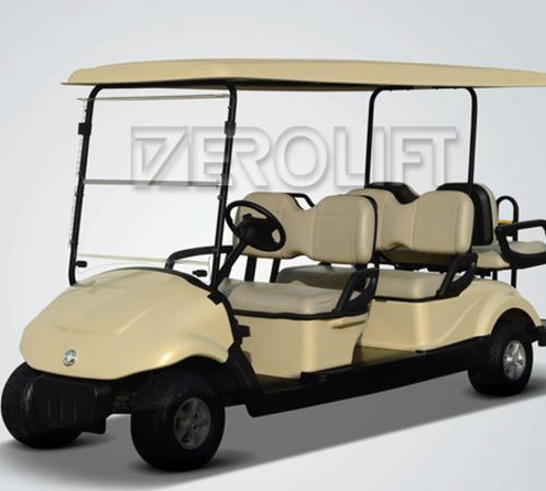 六人座高尔夫球车