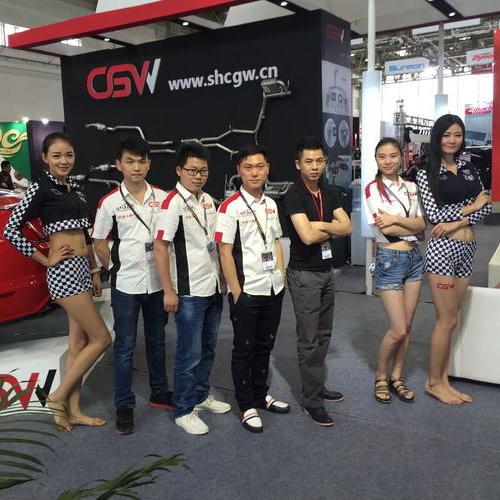15 years Beijing Auto Show