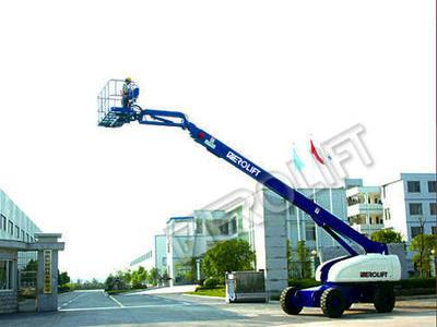 (柴油)直臂式高空作业平台