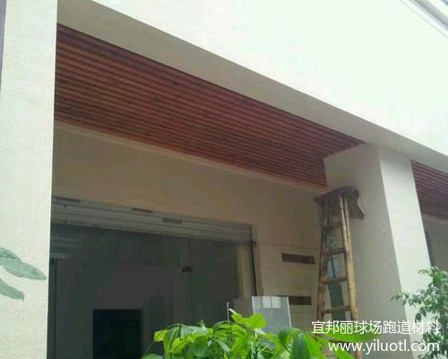 温州店面硅藻泥装修完工-上海意罗