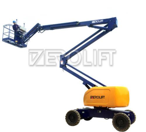 (柴油)曲臂式高空作业车